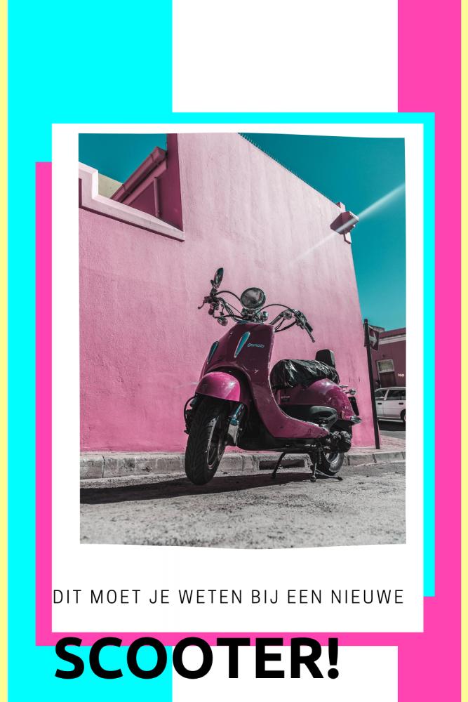 Veilig op de scooter doe je zo