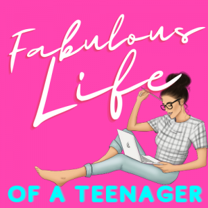 Fabulous Life of a Teenager logo
